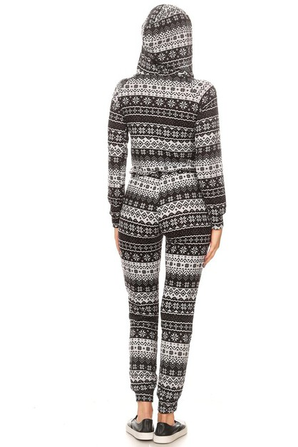 Christmas Onesie Pajamas Sets Winter - orangeshine.com
