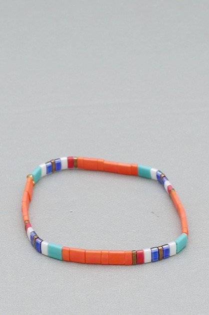 BEAD STRETCH BRACELET - orangeshine.com