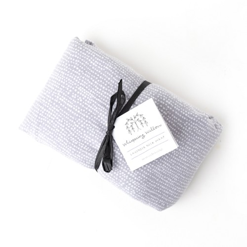 Lavender Neck Wrap - orangeshine.com