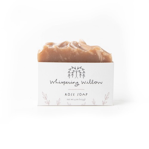Rose Soap - orangeshine.com