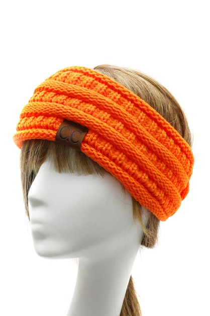 CC  PONY HEAD BAND - orangeshine.com