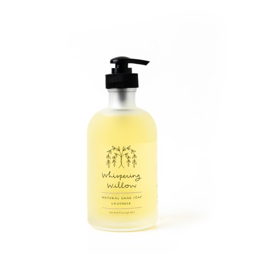 Lavender Liquid Soap 8oz - orangeshine.com