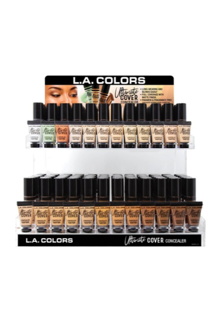 LA COLORS Ultimate Cover Concealer  - orangeshine.com