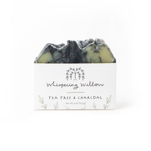 Tea Tree and Charcoal Soap - orangeshine.com