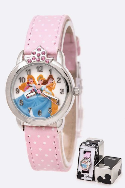 Disney Cinderella Kids Watch Set - orangeshine.com
