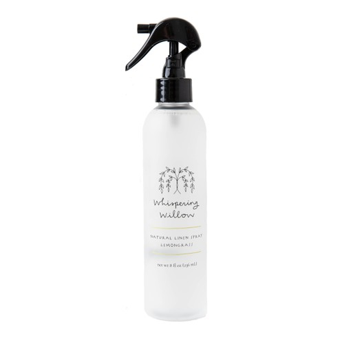 Lemongrass Linen Spray - orangeshine.com