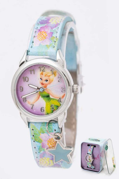 Tikerbell Disney Kids Watch - orangeshine.com