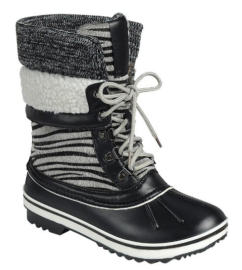 WOMENS WINTER DUCK BOOTS - orangeshine.com