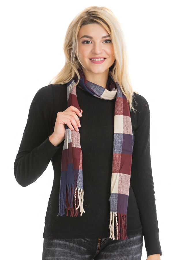 Oblong Scarves - orangeshine.com