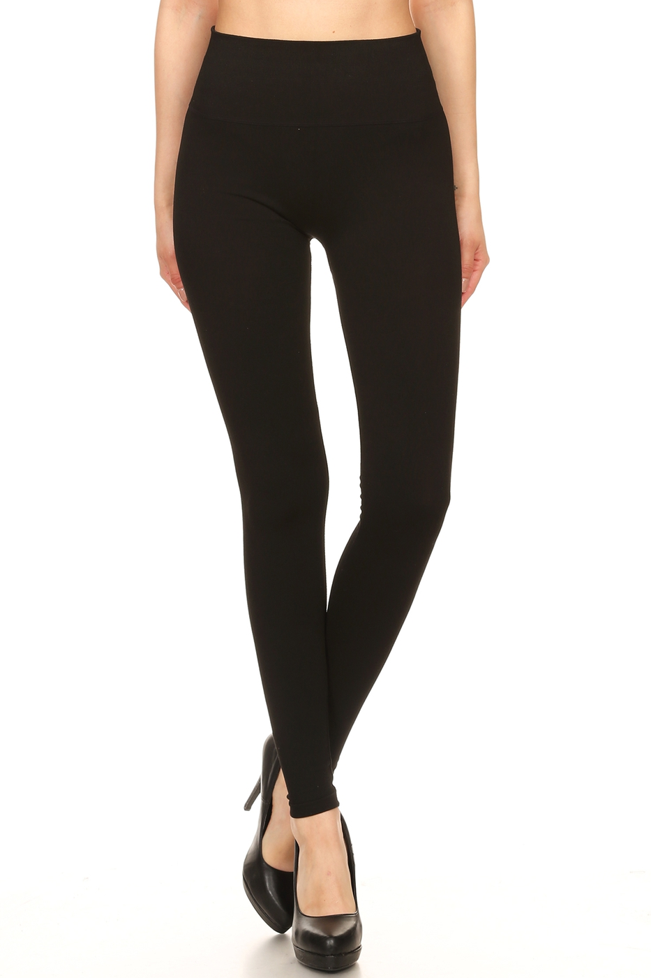 Tummy Control Slimming Leggings - orangeshine.com