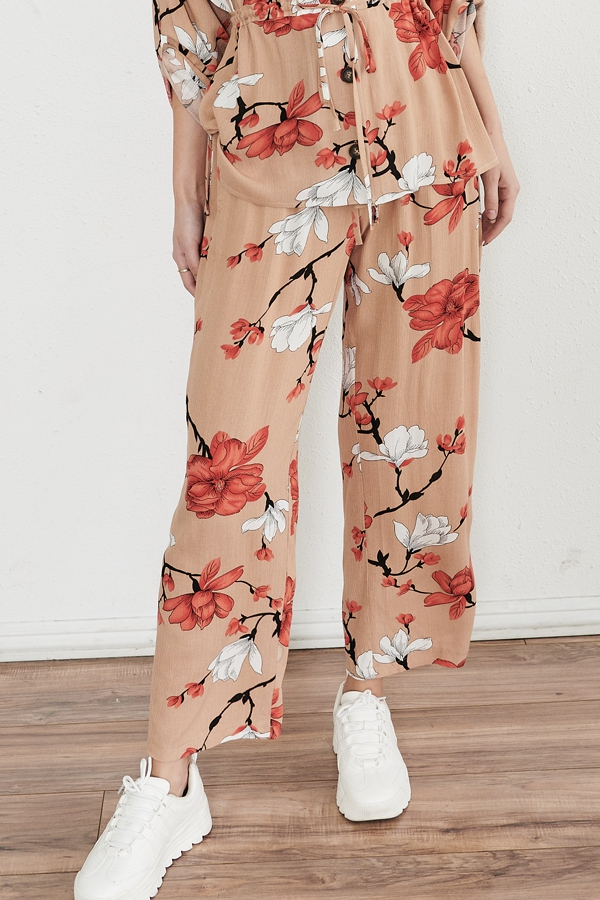 FLOWER PANT - orangeshine.com