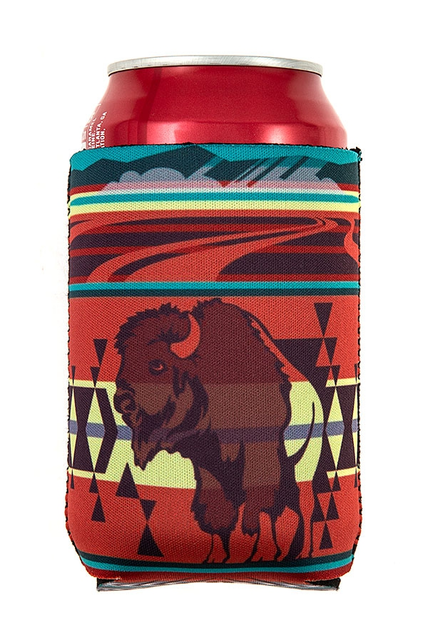 BULL MIX PRINT DRINK SLEEVE  - orangeshine.com