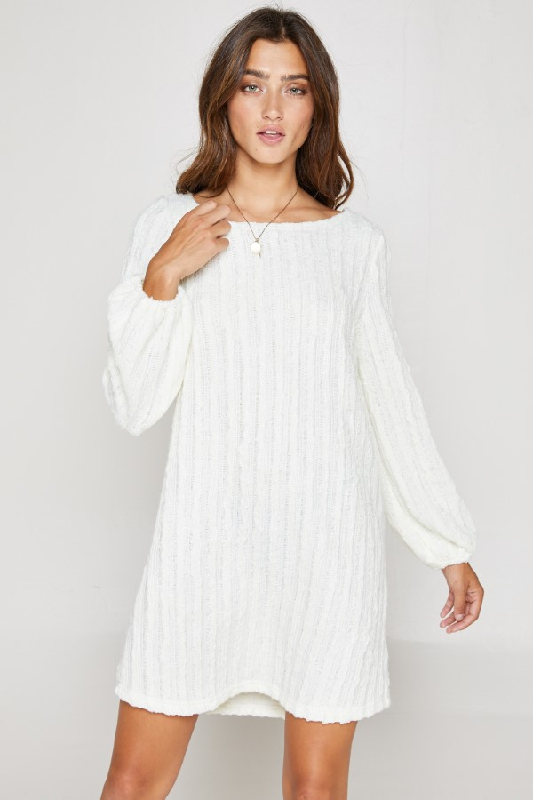 LIKE A DREAM KNIT DRESS - orangeshine.com