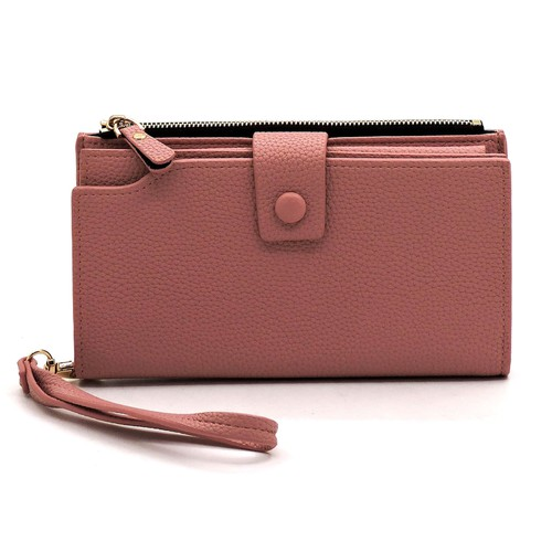 Fashion Cell Phone Wallet Wristlet - orangeshine.com