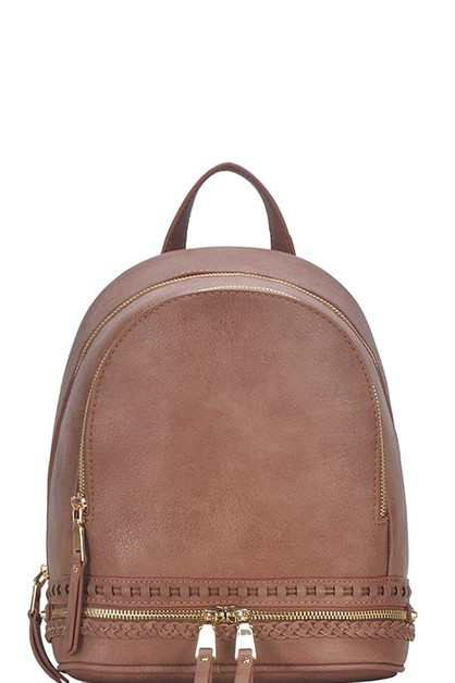 CUTE CHIC DOMED BACKPACK - orangeshine.com