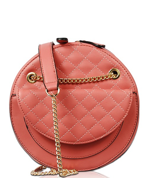 Round Crossbody Bag - orangeshine.com
