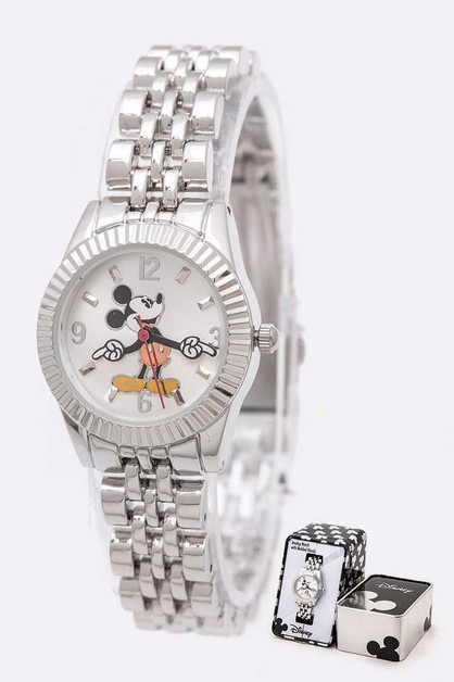 Disney Mickey Mouse Bracelet Watch T - orangeshine.com