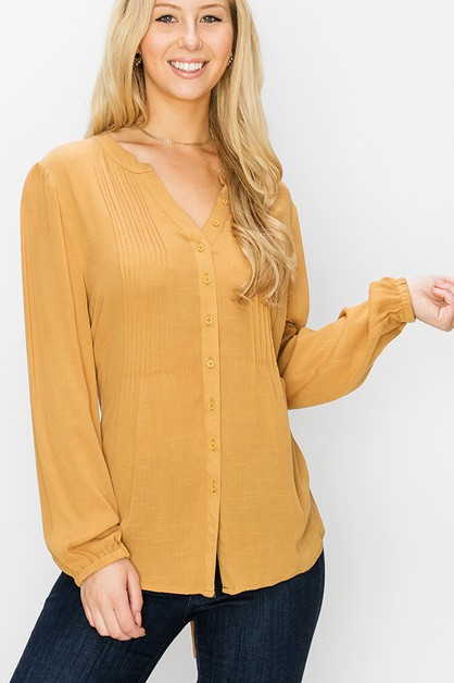 LONG SLEEVES BUTTON DOWN SHIRTS - orangeshine.com
