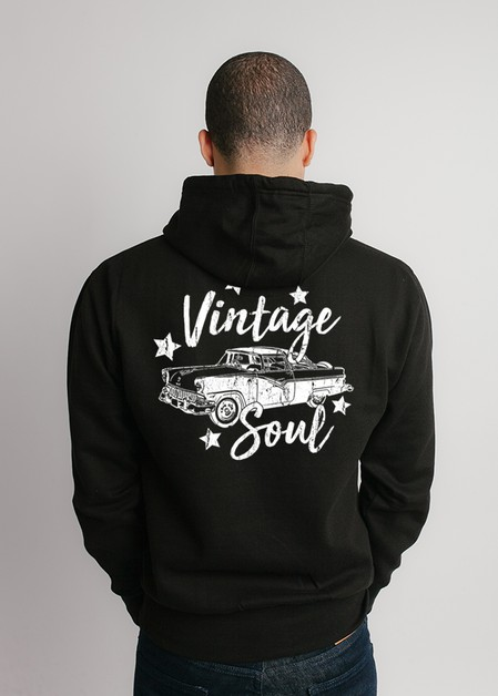 Print Unisex French Terry Hoodie - orangeshine.com