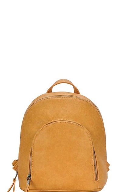 CUTE STYLISH DOMED BACKPACK - orangeshine.com