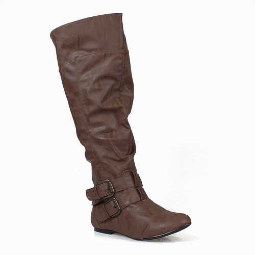 Vickie-20 Knee High Boots - orangeshine.com