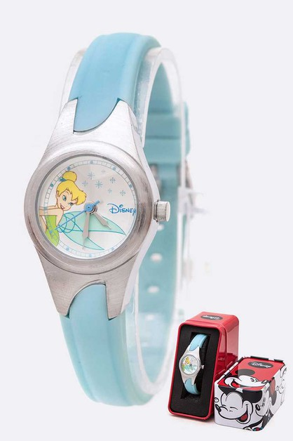 Disney Tinker Bell Gift Watch Set - orangeshine.com