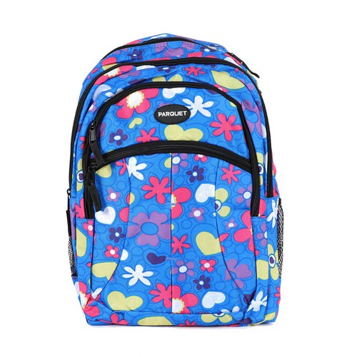 Flower and Heart  Backpack - orangeshine.com