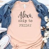 Alexa Skip To Friday - orangeshine.com