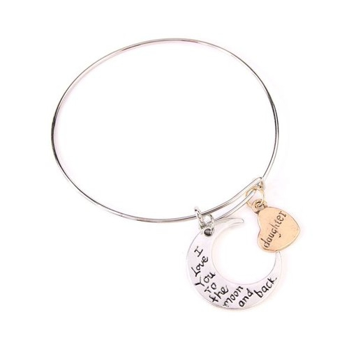 CHARM BANGLE BRACELET - orangeshine.com