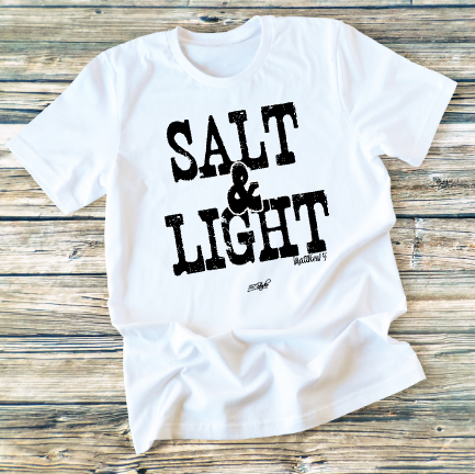 GRAPHIC TEE - Salt and Light - orangeshine.com