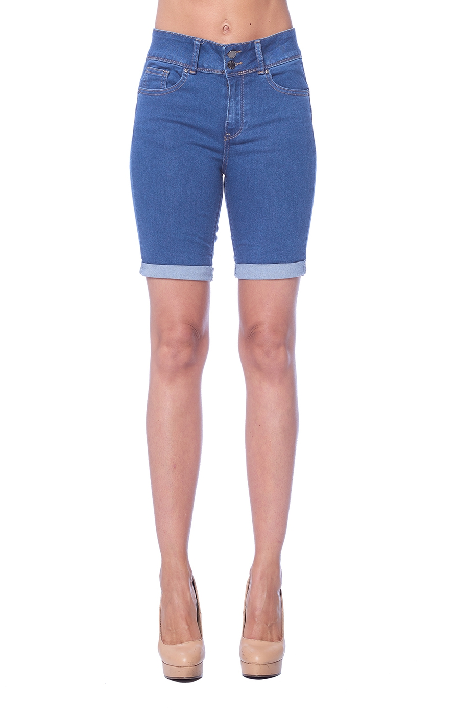 DENIM SHORTS FOR WOMEN - orangeshine.com