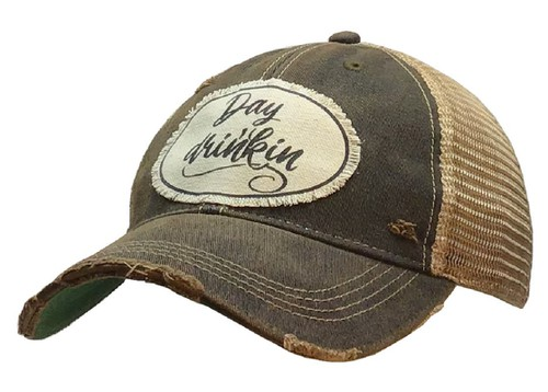 Day Drinkin Trucker Cap - orangeshine.com