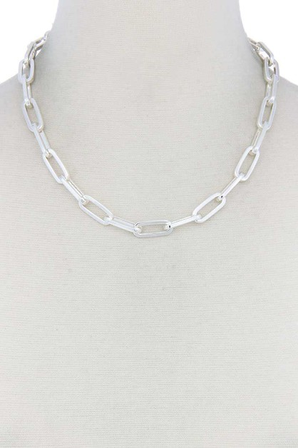 METAL NECKLACE - orangeshine.com