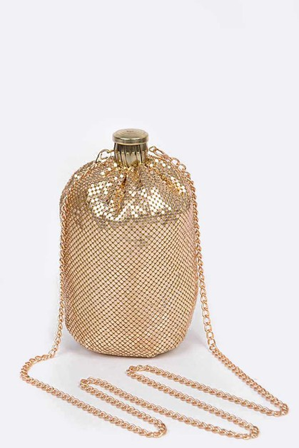 Chain Mill Pouch Mini Swing Bag - orangeshine.com