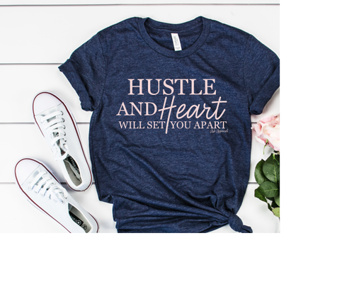 Hustle and Heart - orangeshine.com