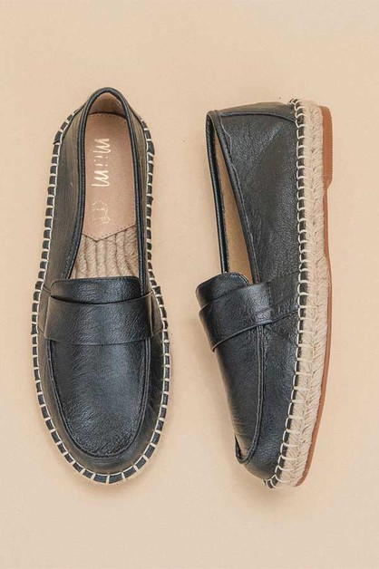 Espadrille Loafer - orangeshine.com