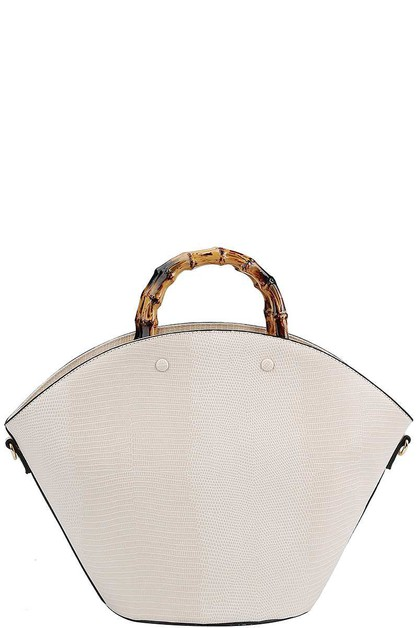 STYLISH SHELL BUCKET BAG - orangeshine.com