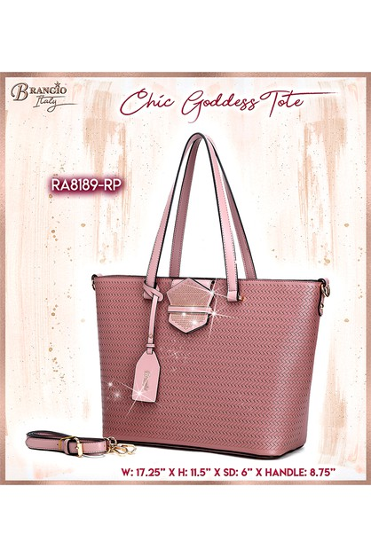 Chic Godess Handmade Fashion Handbag - orangeshine.com