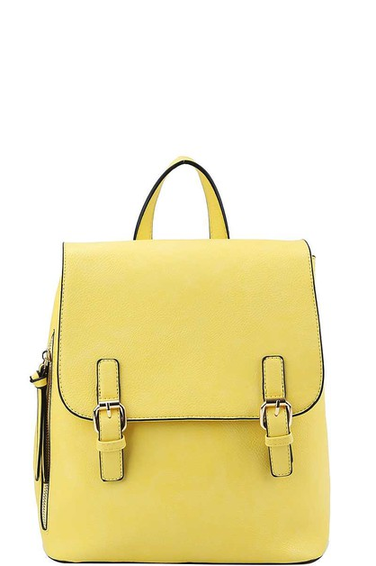 FASHION STYLISH CUTE COLOR BACKPACK - orangeshine.com