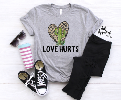 Love Hurts - orangeshine.com