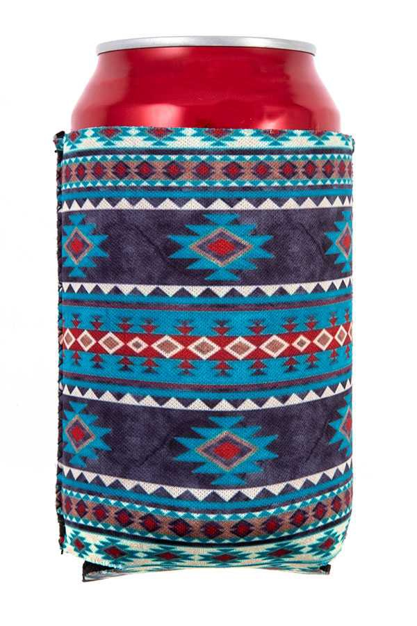 TRIBAL PATTERN DRINK SLEEVE - orangeshine.com