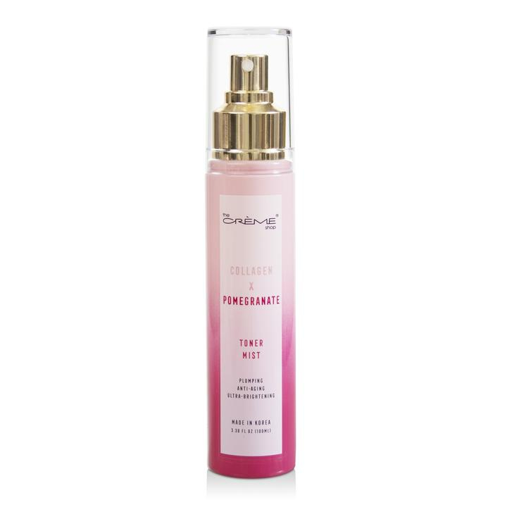 Toner Mist - Collagen x Pomegranate - orangeshine.com