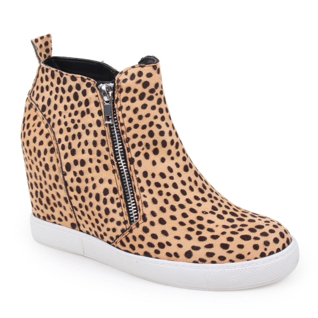 American Mettle Wedge Heel Sneakers  - orangeshine.com