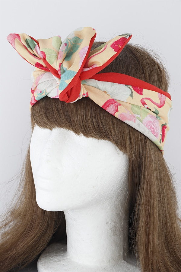 Flower Shower Headband - orangeshine.com
