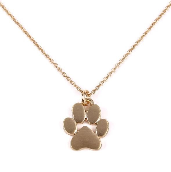 ANIMAL PAW BASIC NECKLACE - orangeshine.com
