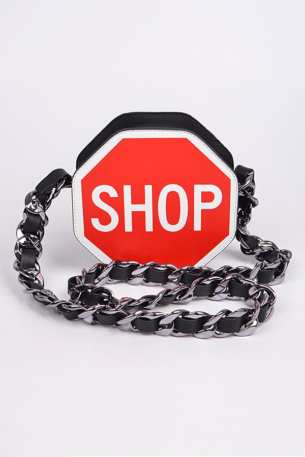 SHOP Sign Clutch - orangeshine.com