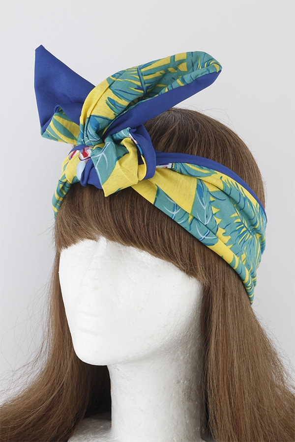 Be Cool Tropical Headband - orangeshine.com