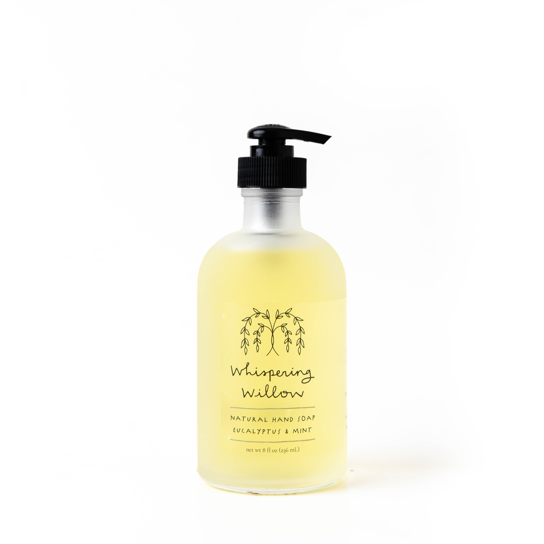 Eucalyptus Mint Liquid Soap 8oz - orangeshine.com
