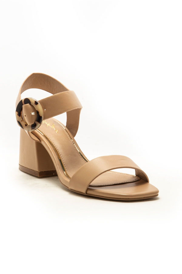 Women Ankle Strap Dress Sandals - orangeshine.com