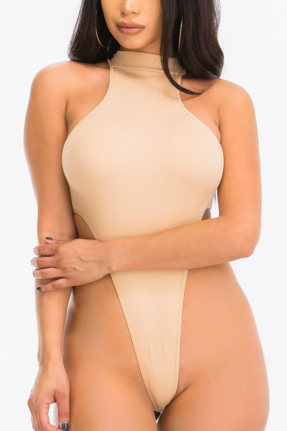 Women Sexy  seamless Bodysuits - orangeshine.com